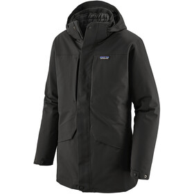 Patagonia Tres 3-in-1 Parka Heren, black